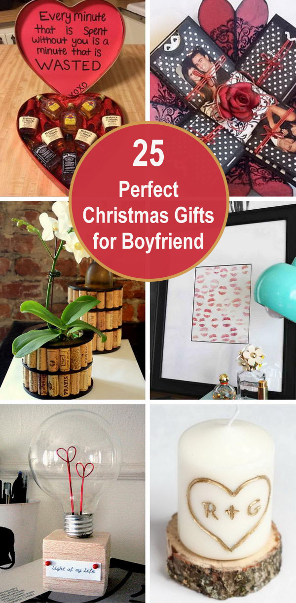 25+ Perfect Christmas Gifts for Boyfriend.