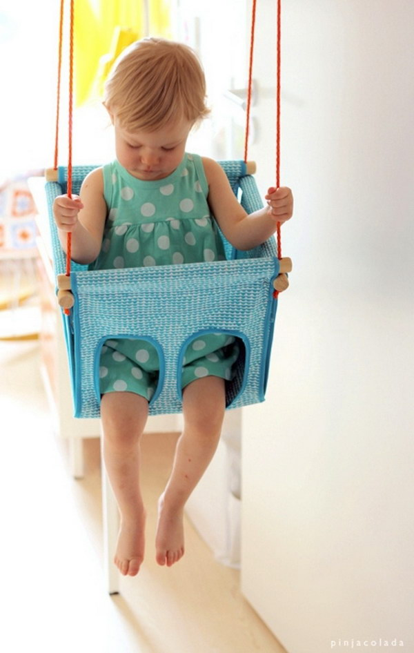 DIY Child's Swing