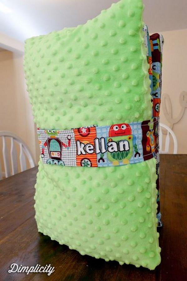 Simple Nap Mat Kindermat Cover