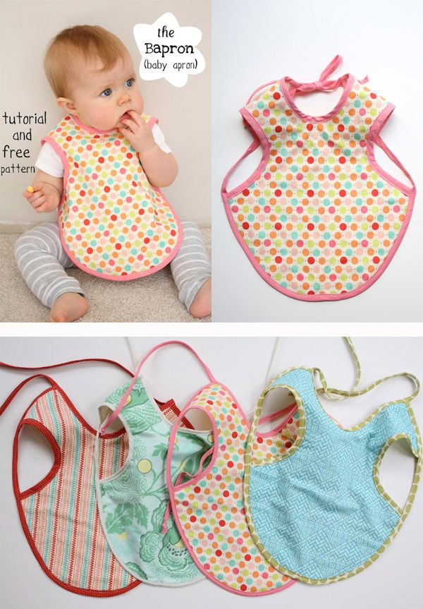 Adorable Baby Apron