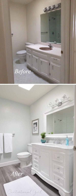 Modern Bathroom Remodel.