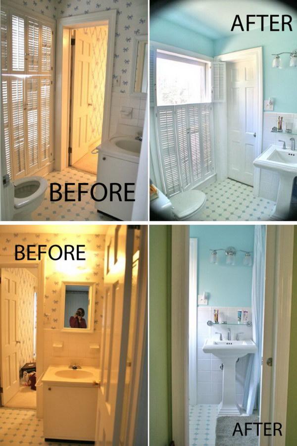 Jack and Jill Bathroom Renovation.