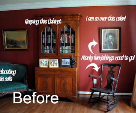 Before and After: Great Living Room Renovation Ideas