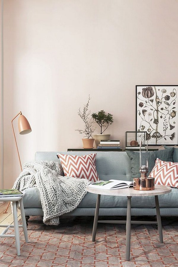 20 Great Ways to Make Use Of The Space Behind Couch For Extra Storage And Visual Depth