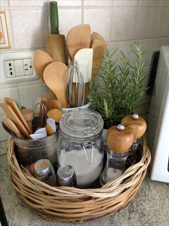 Kitchen Basket.