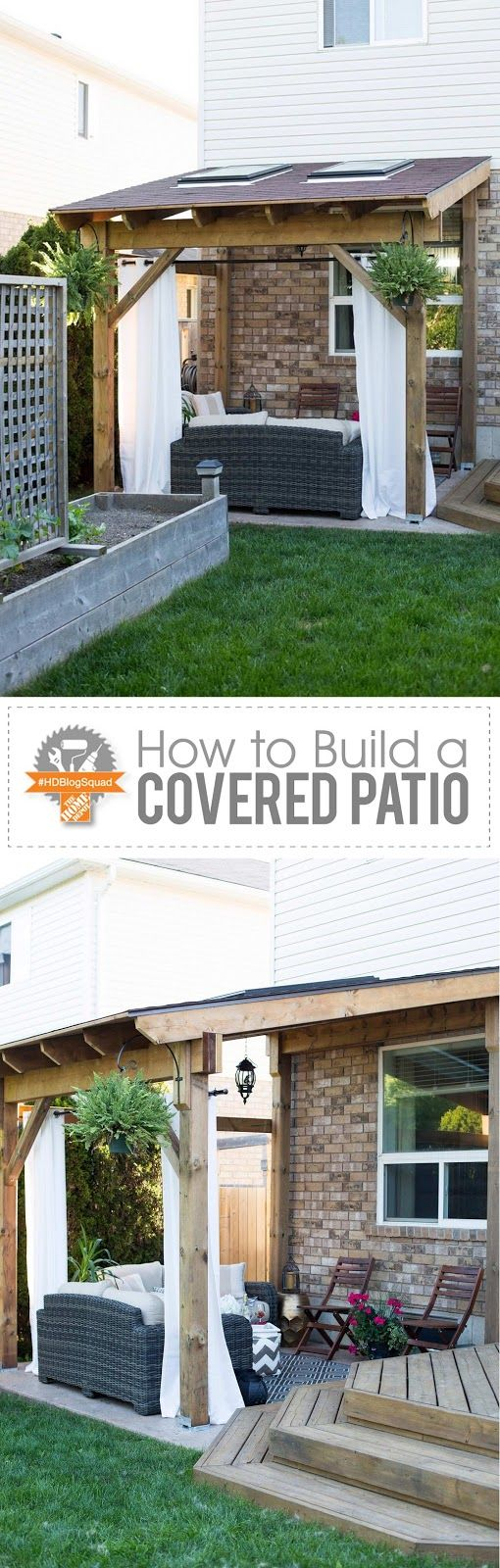 Build a Covered Patio.