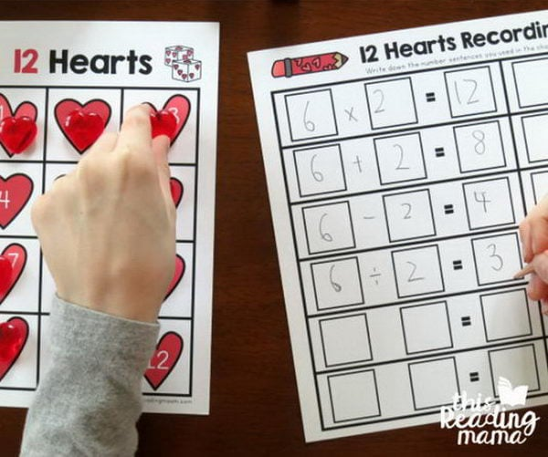 25 Valentine's Day Games For Kids