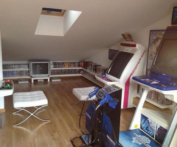 Best Video Game Room Ideas